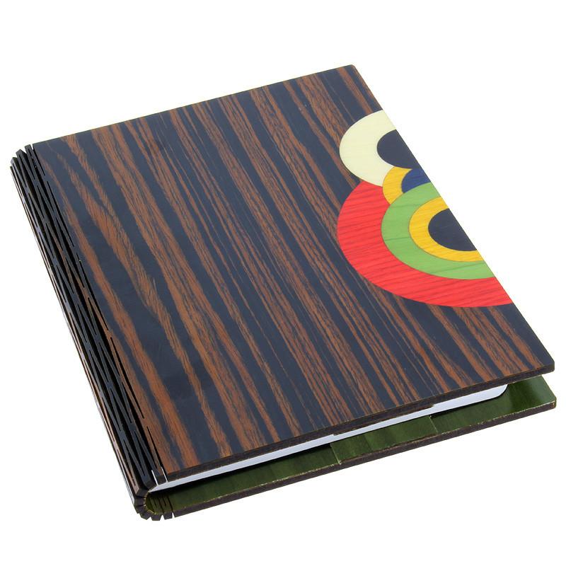 zoom Cuaderno marquetería Delaunay Portuguesa
