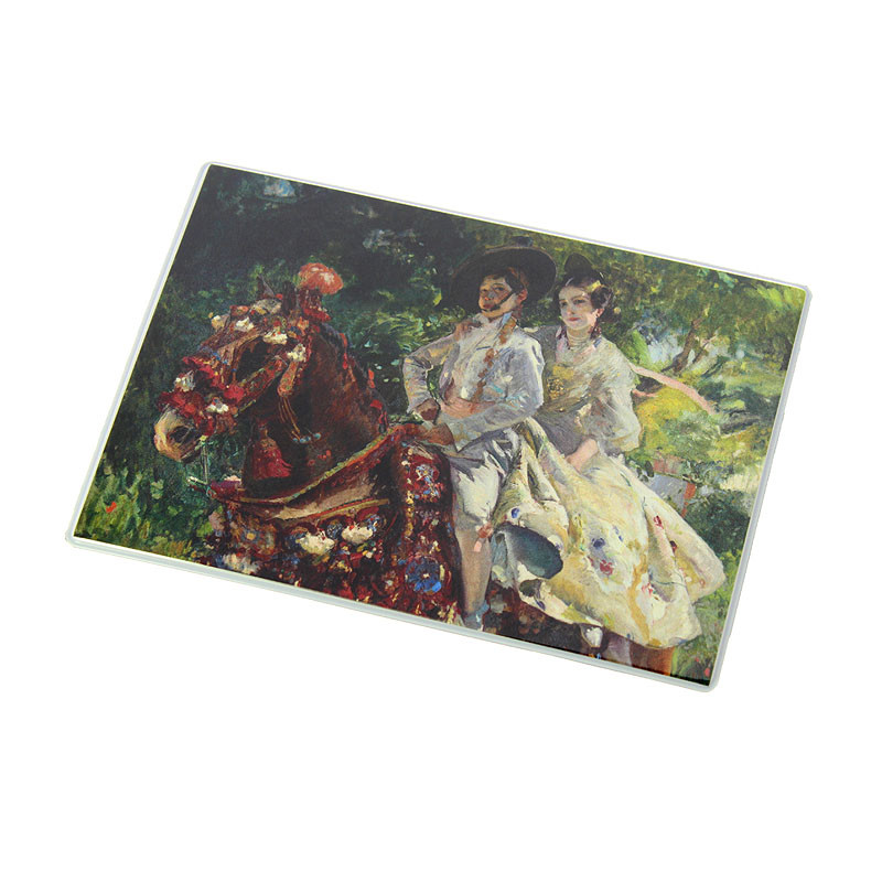 "zoom Mini mousepad Sorolla ""La grupa"""
