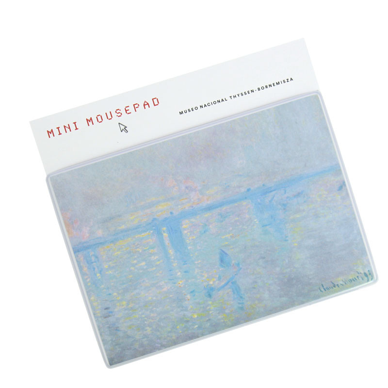 zoom Mini Mousepad Monet: Puente Charing Cross