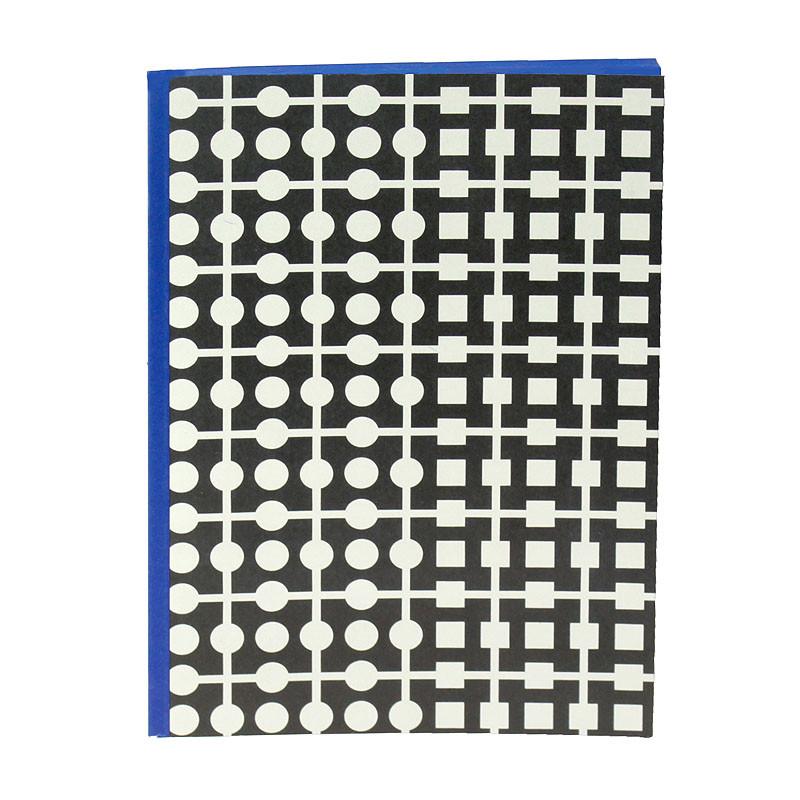 zoom Cuaderno Azul  de Vasarely
