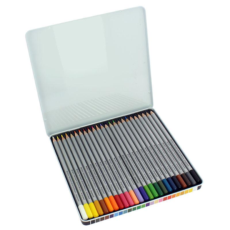 zoom Caja de 24 lápices de colores acuarelables Van Gogh de Bruynzeel