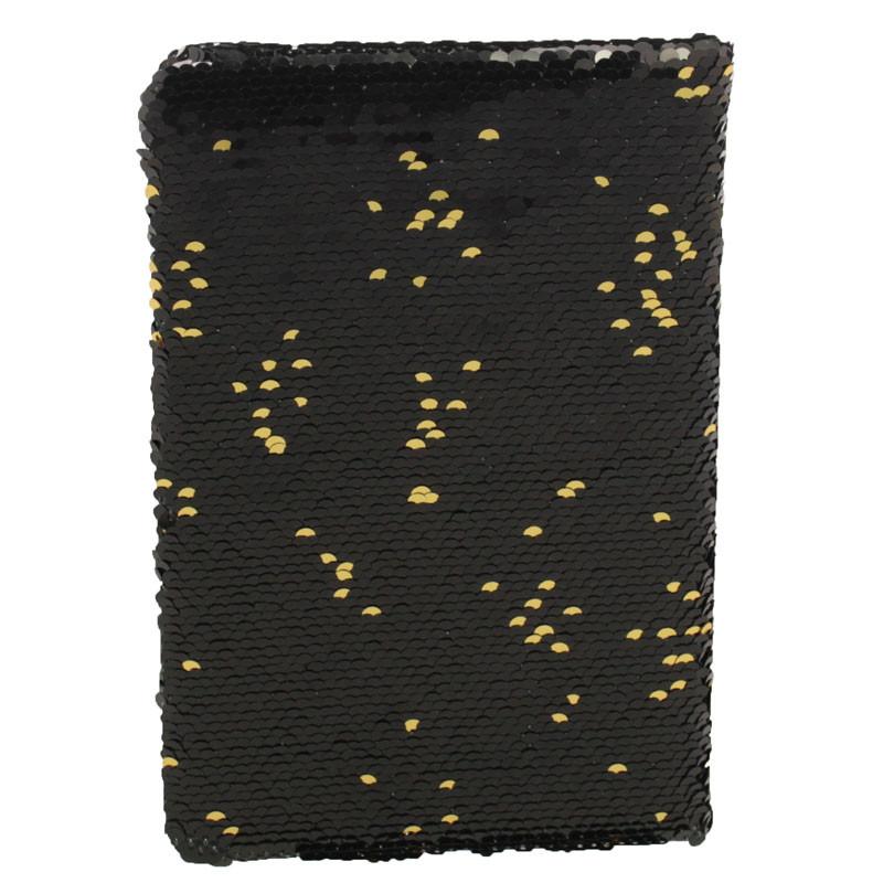 zoom Cuaderno de Lentejuelas Balenciaga