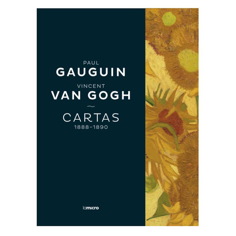 zoom Gauguin - Van Gogh: Cartas 1888-1890.