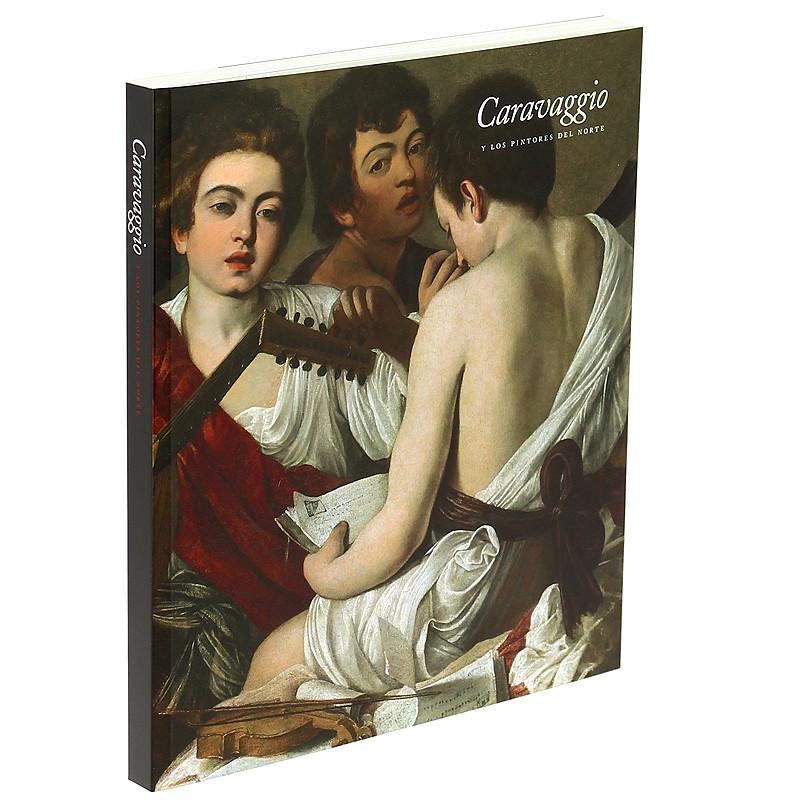 """zoom Catálogo """"Caravaggio y los pintores del norte"""" (español, rústica)"""