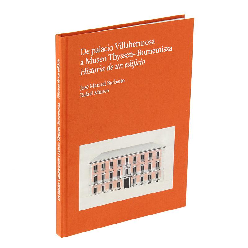 zoom De Palacio Villahermosa a Museo Thyssen-Bornemisza. Historia de un edificio