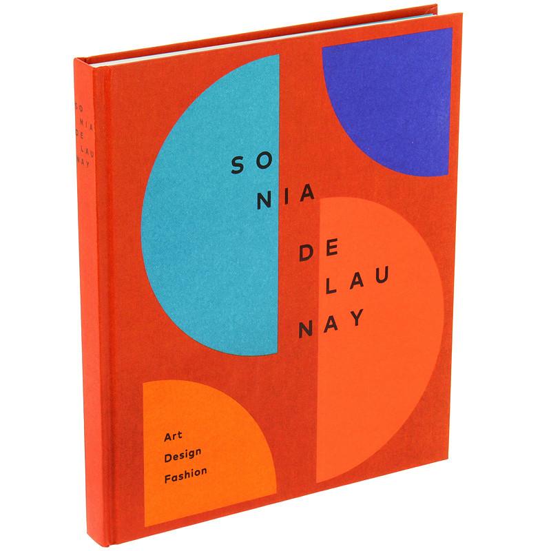 zoom Catálogo de la exposición Sonia Delaunay. Art, Design, Fashion (Tapa dura inglés)