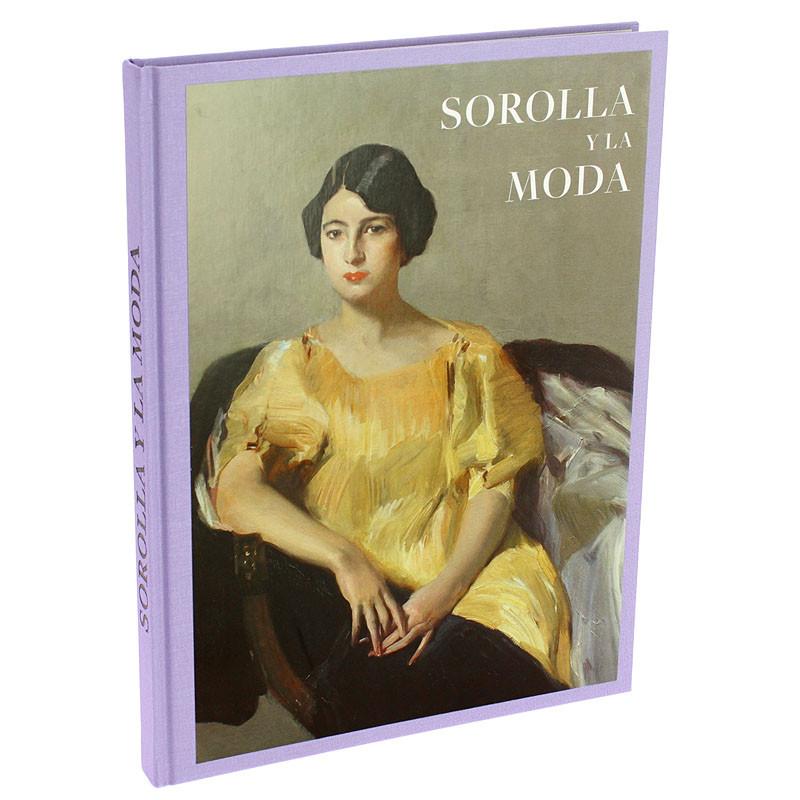 zoom Catálogo de la exposición Sorolla y la moda. Español