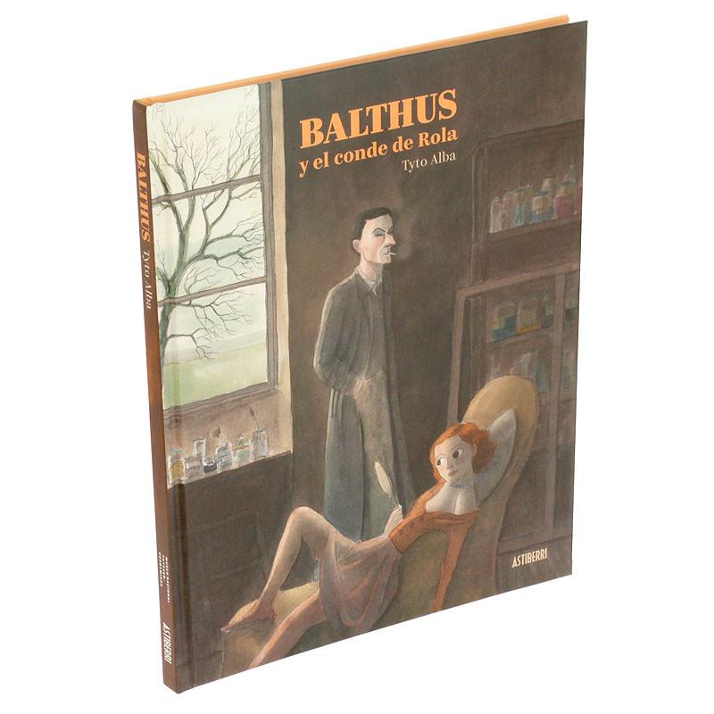 zoom Cómic Balthus y el Conde de Rola