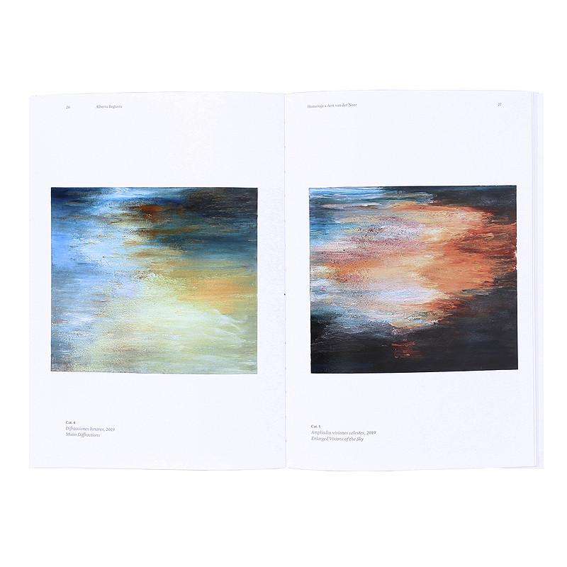 zoom Catálogo de la exposición: Alberto Reguera (Edición bilingüe español + inglés)