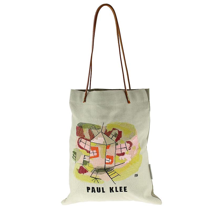 zoom Bolso Bordado Paul Klee