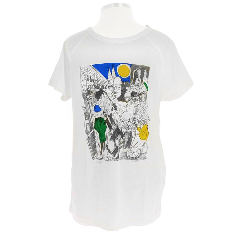 zoom Camiseta Beckmann La calle