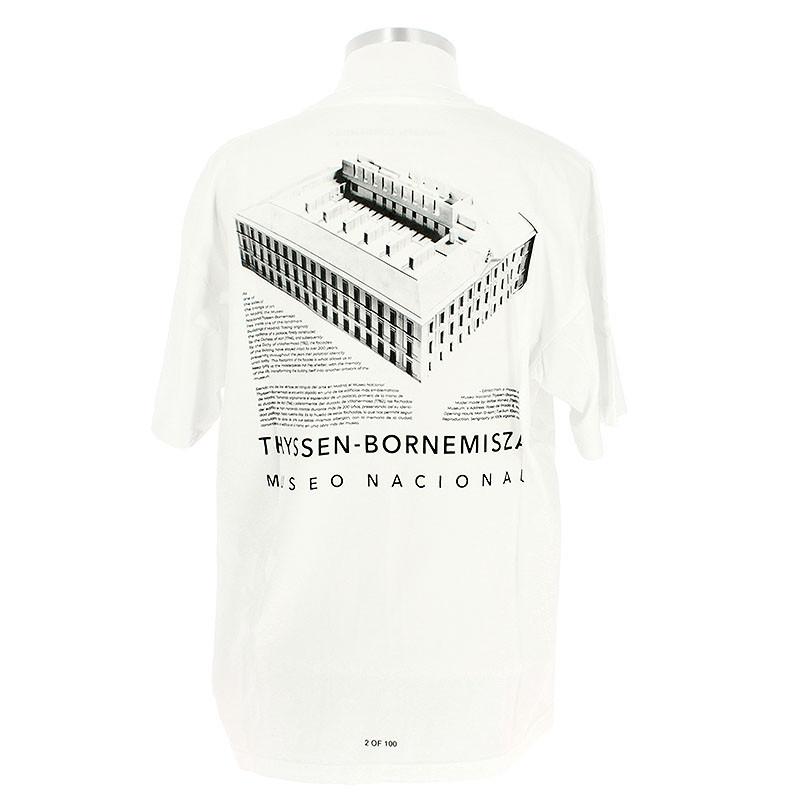 zoom Camiseta Thyssen edificio