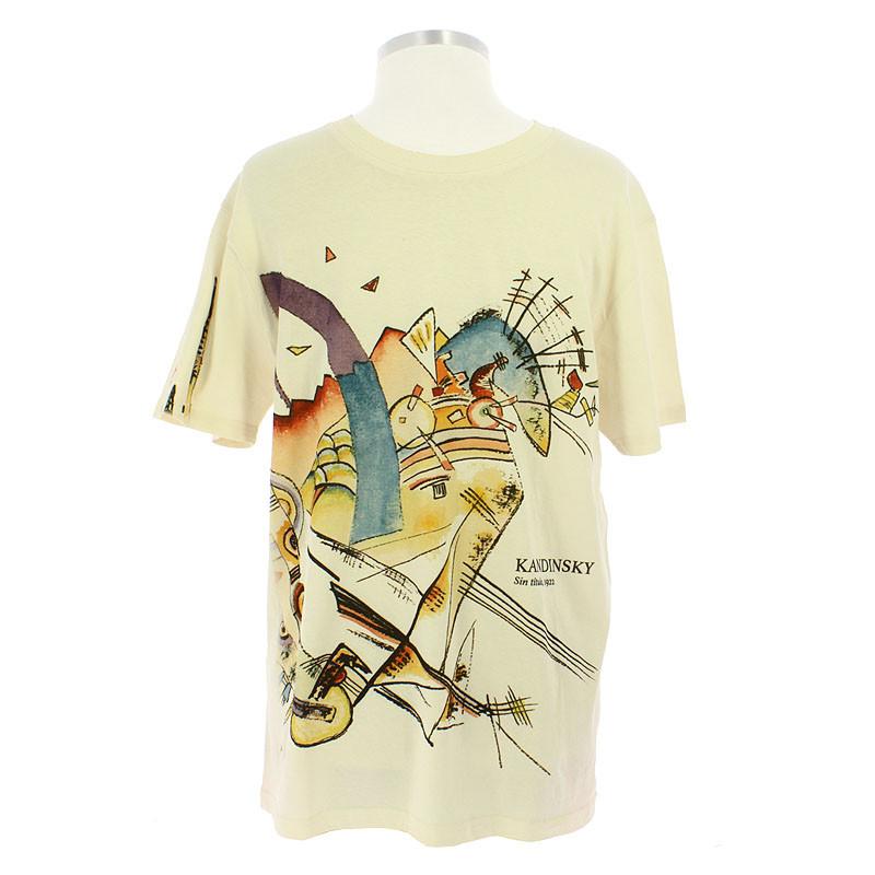 zoom Camiseta Kandinsky: Sin título (1922)