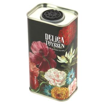 Lata de aceite de oliva virgen extra picual Delicathyssen