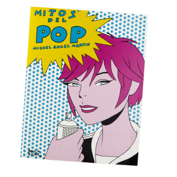 Mitos del Pop, el Cómic