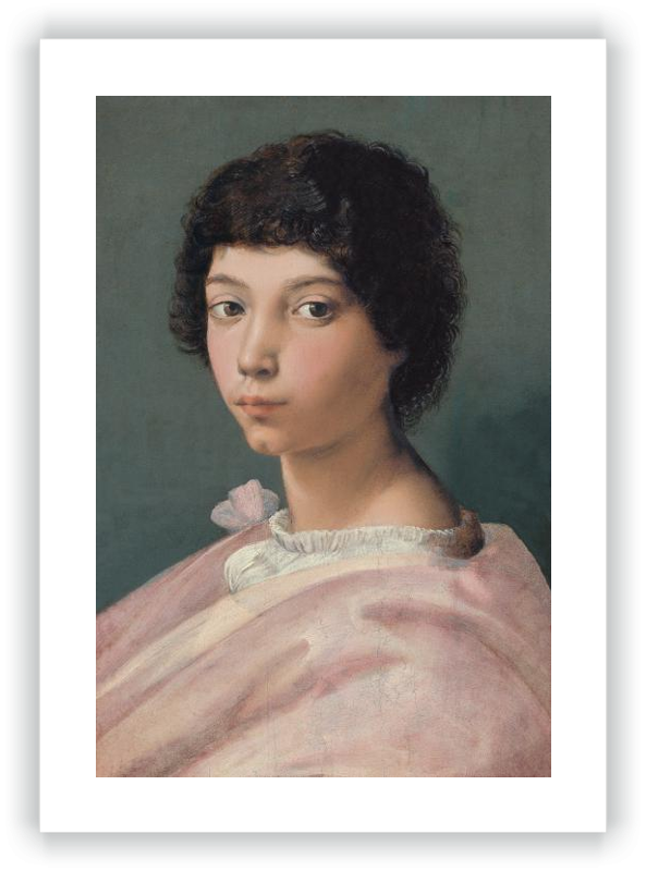 Retrato de un joven (¿Alejandro de Médicis?)