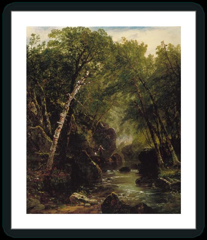 Pescador de truchas