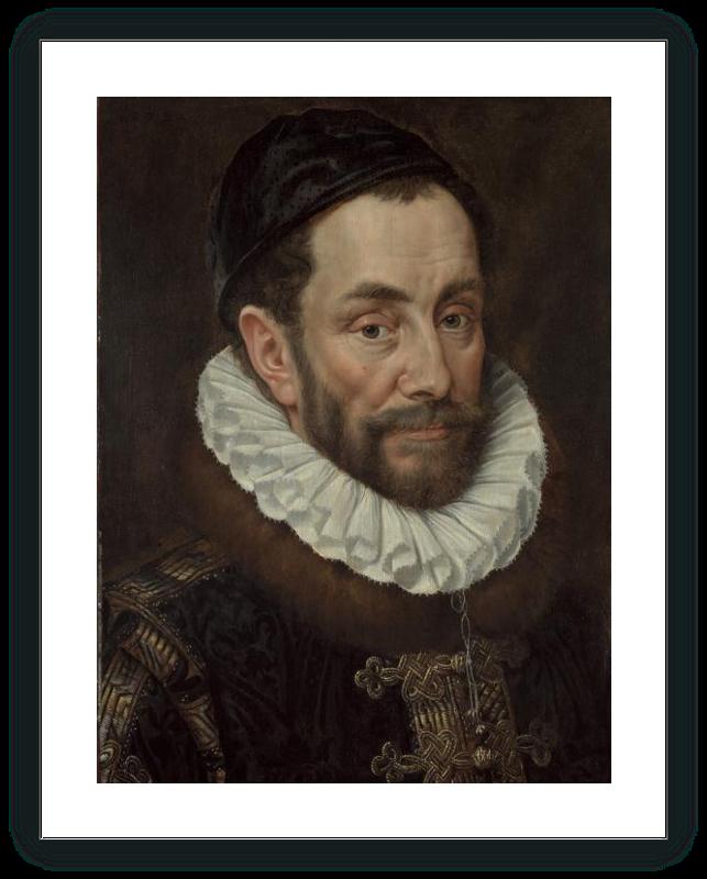 """Guillermo I, Príncipe de Orange, llamado """"El Taciturno"""""""