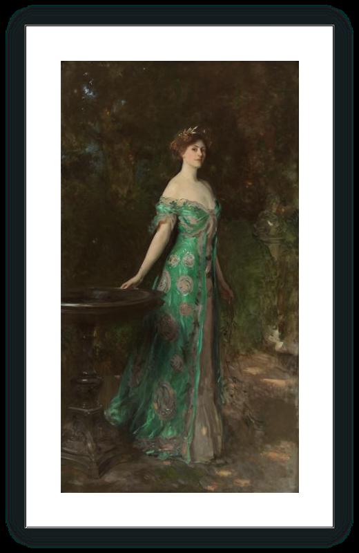 Retrato de Millicent, duquesa de Sutherland