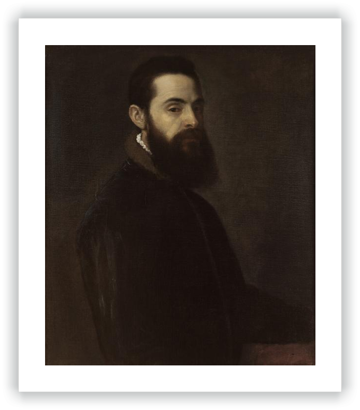 Retrato de Antonio Anselmi