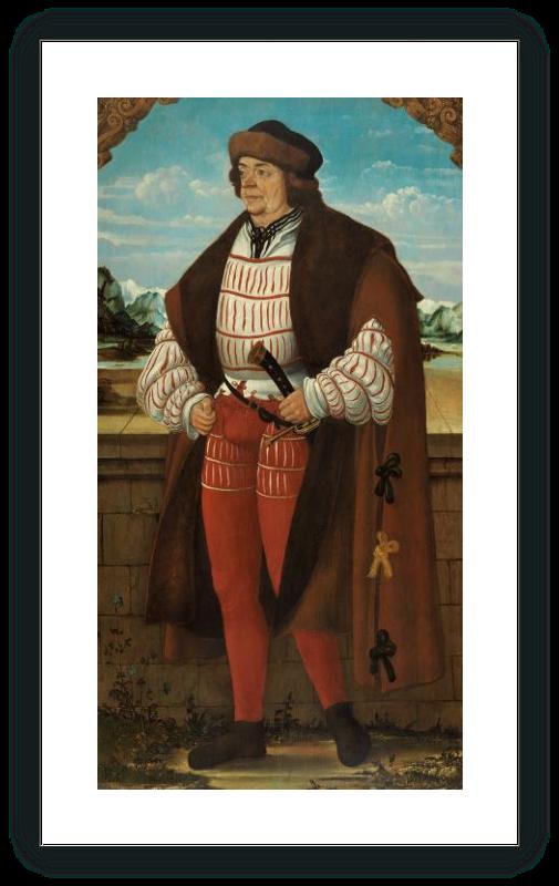 """El bufón llamado """"El Caballero Cristóbal"""""""