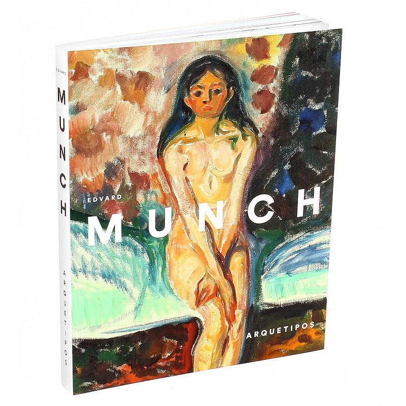 Edvard Munch: Arquetipos. Catálogo de la exposición. Español rústica.