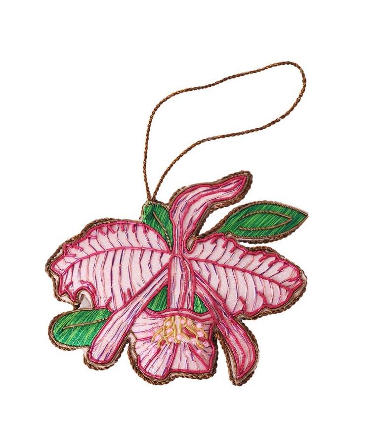 Adorno Orquídea