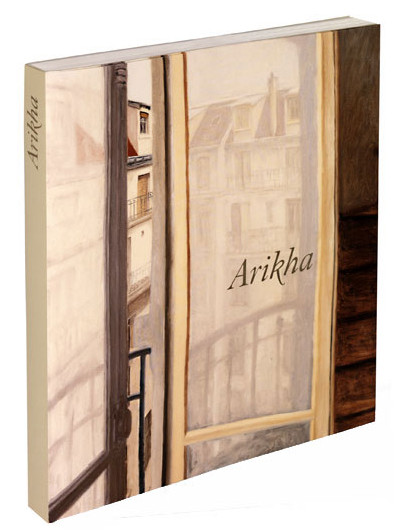 Catálogo de la exposición Arikha