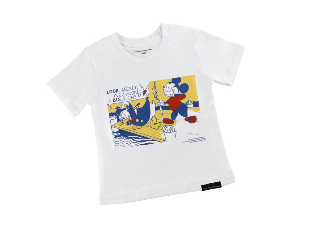 Camiseta Lichtenstein (Talla 7-8)