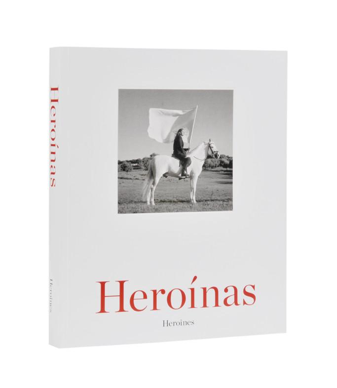 Catálogo de la exposición Heroínas