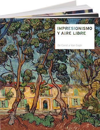 Catálogo de la exposición Impresionismo y aire libre