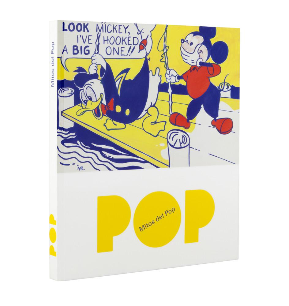 Catálogo de la exposición Mitos del Pop (español)