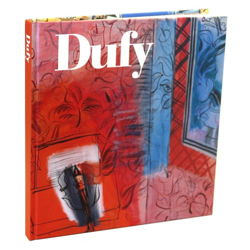Catálogo exposición Dufy. Inglés tapa dura.
