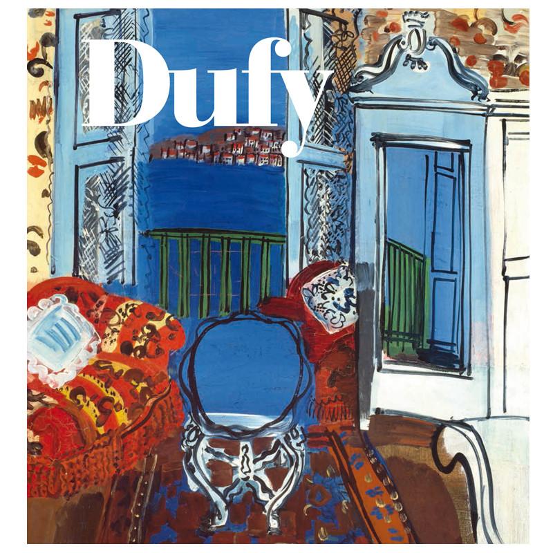 Catálogo exposición Dufy. Español rústica.