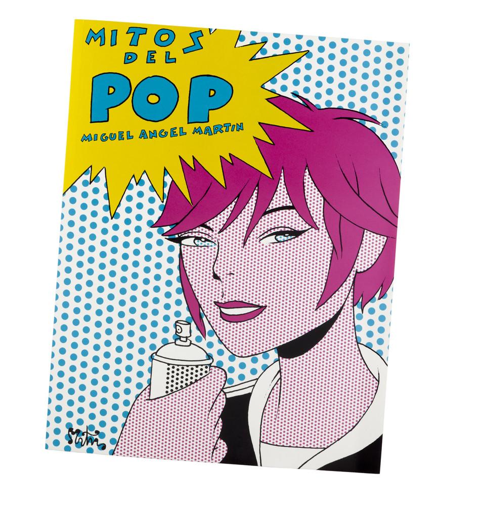 Mitos del Pop, el Cómic