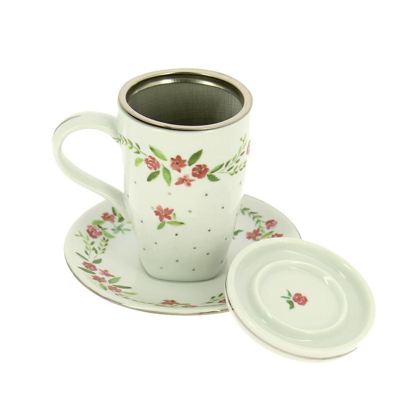 Taza para té Renoir