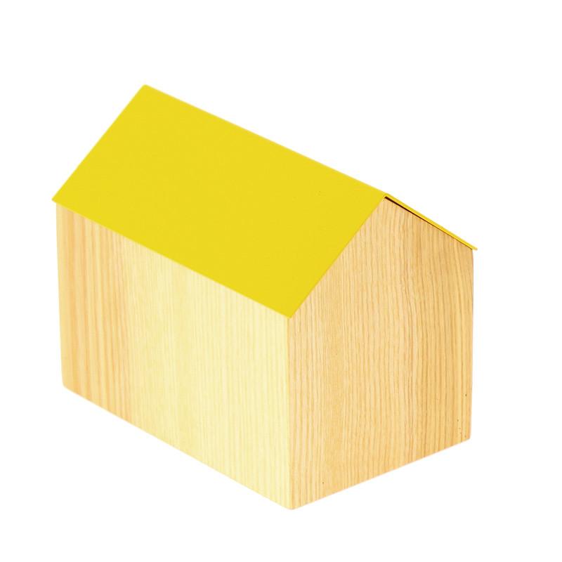 Caja Casa Amarilla Les Vessenots