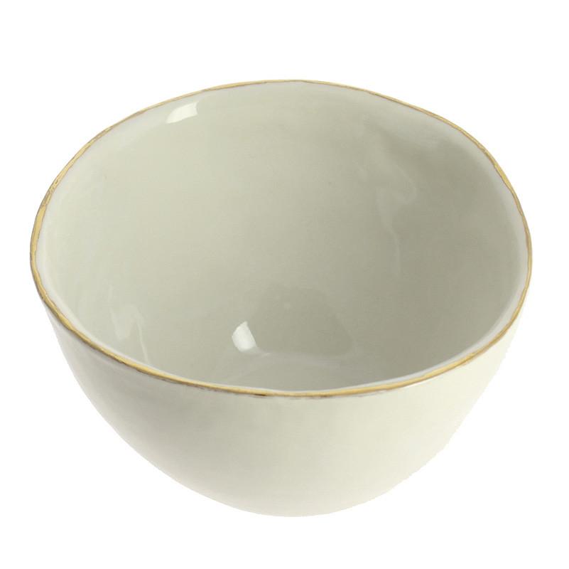 Cuenco de porcelana Neptuno