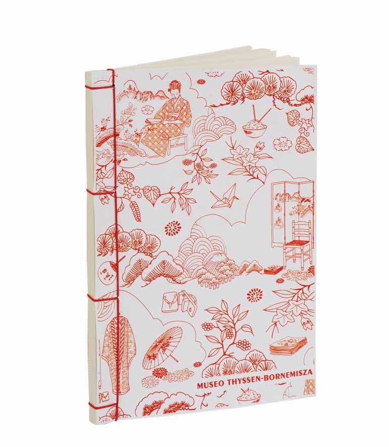 Cuaderno El quimono