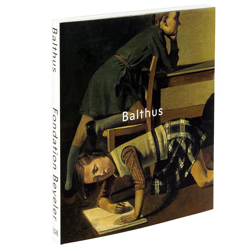 Balthus. Catálogo de la Exposición en Suiza. Inglés.