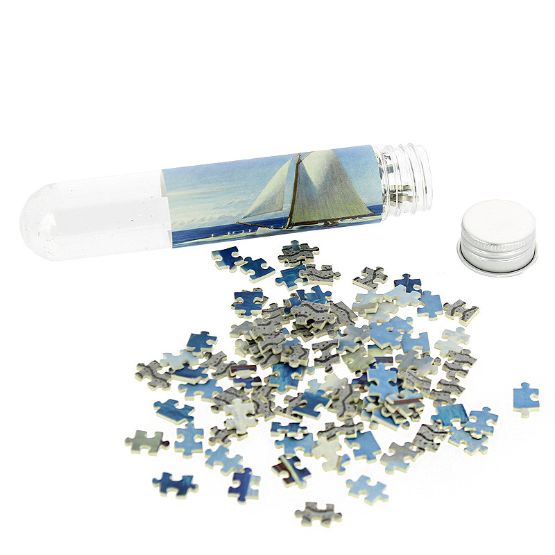 """Micropuzle """"Martha Mckeen"""" de Hopper"""