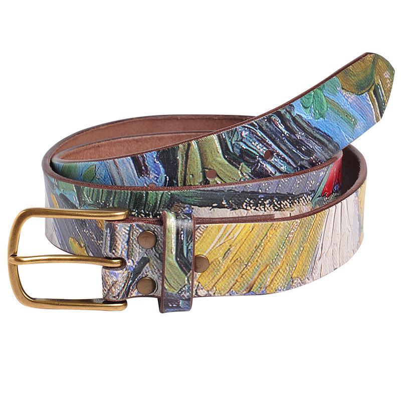"""Cinturón """"Les Vessenots"""" en Auvers de Van Gogh"""