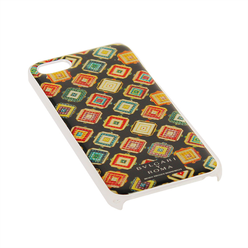 Funda Iphone5 Mosaico Broches Bulgari