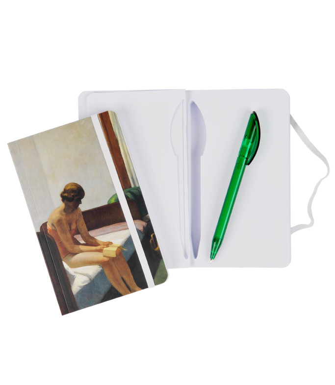 Libreta Edward Hopper