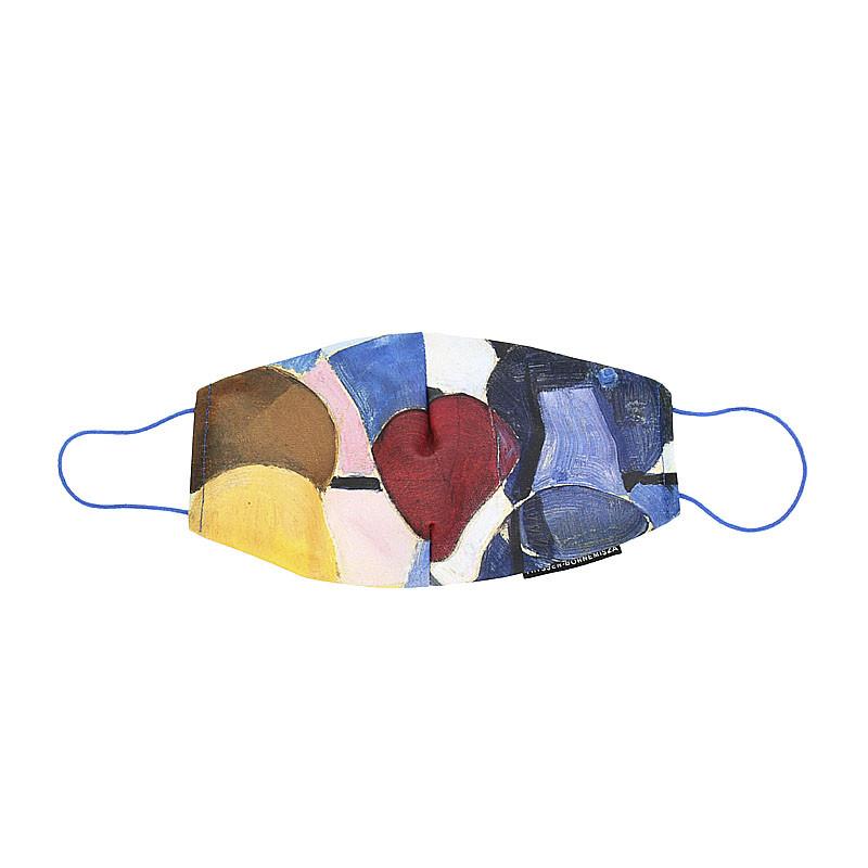 Mascarilla Van Doesburg- Composición II (Naturaleza muerta)