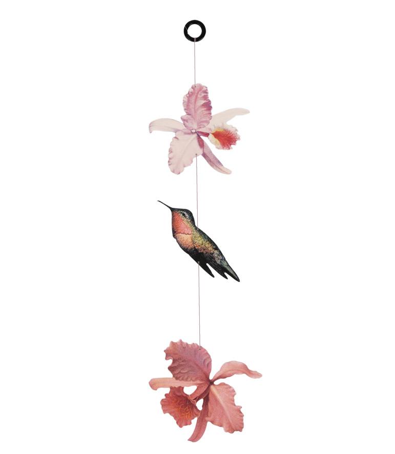 Móvil pequeño Orquídea