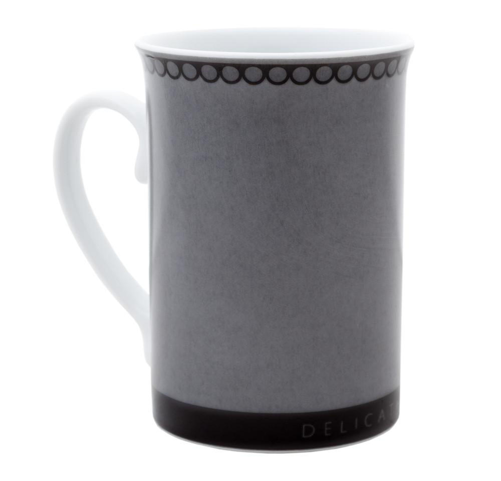 Mug gris DelicaThyssen
