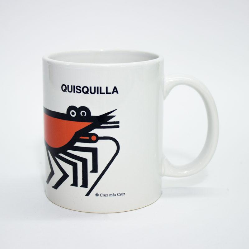 Taza Quisquilla Cruz Novillo
