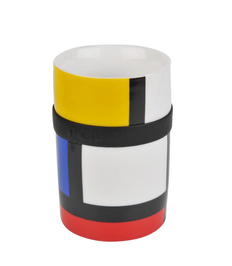 Mug Abstracción