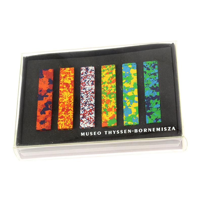Set de ceras multicolor